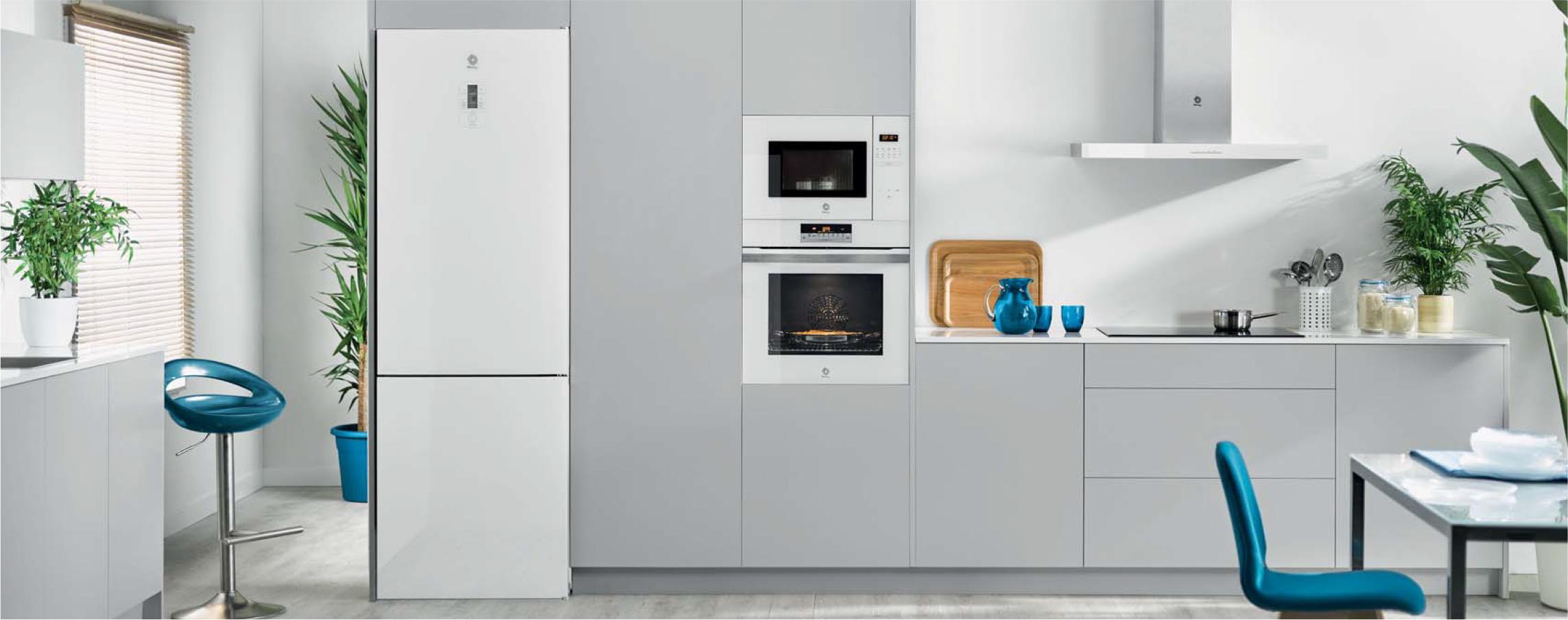 Promoción frigoríficos Balay